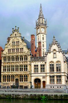 le beau temps belge