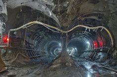tunnel under NYC