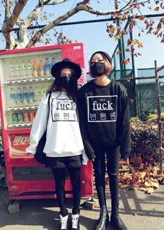 sweater black and white sweaterr japanese fashion b&w couple sweaters matching shirts