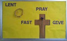 catholic lent bulletin boards                              …