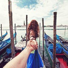 Follow Me – Un projet photographique de Murad Osmann | Ufunk.net