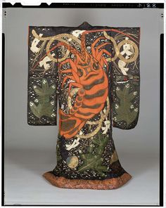 Never seen a giant lobster kimono B4, well now I have.. & so have U! ;)