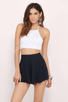 Looking for the Leina Crop Top? | Find Crop Tops and more at Tobi! - 50% Off Your First Order - Fast & Free Shipping For Orders over $50 - Free Returns within 30 days!