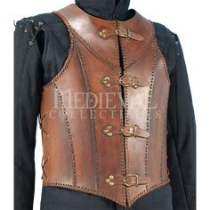 Veterans Leather Armour - MCI-2713 by Medieval Collectibles