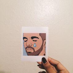 Crying Drake