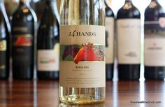 Best White Wines Under $20 - 14 Hands Riesling - Applause-Worthy