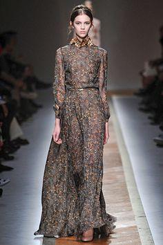 valentino fall 2011 #fashionweek #pfw