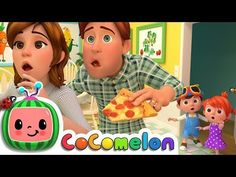 cbc5f51d593 Johny Johny Yes Papa (Parents Version) | CoCoMelon Nursery Rhymes & Kids  Songs