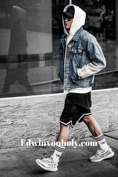 mens outfits fashion, mens fashion:cat y streetwear fashi Stylish Mens Outfits, Tomboy Outfits, Cool Outfits, Urban Fashion, Mens Fashion, Fashion Trends, Fashion Edgy, Fashion 2018, Fashion Styles