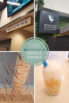 Louisville is full of great restaurants and shops - find out where to go with our travel guide here: http://blog.thestatedhome.com/things-to-do-louisville-ky/