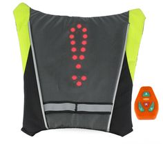 Cheap safety vest led, Buy Quality safety motorcycle vest directly from China led reflective vest Suppliers: YUANMINGSHI Motorcycle Reflective Safety Vest LED Backpack Vest Pilot Lamp Bicycle Lights+Motorbike Cycling Reflective LED Vest Cycling Vest, Cycling Backpack, Bicycle Lights, Kit, Motorbikes, Safety, Backpacks, Shopping, Visible