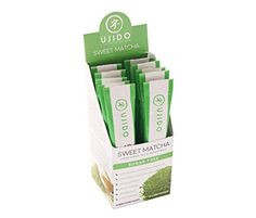 Ujido Sweet Matcha Sugar Free Green Tea Powder with Monk Fruit Natural Zero Calorie Sweeteners, 200g (7.05 Ounce) ** For more information, visit image link.