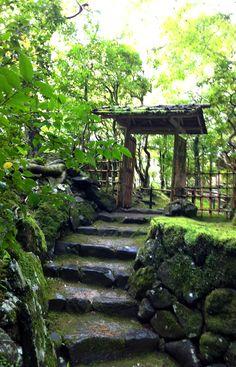 京都の高雄にある高山寺。 #his_green
