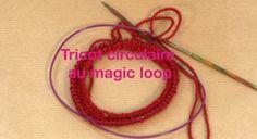 Comment tricoter en rond facilement ?