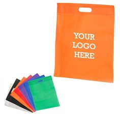 The PP Carrier bag comes in a number of colours which are perfect for matching to your company branding.