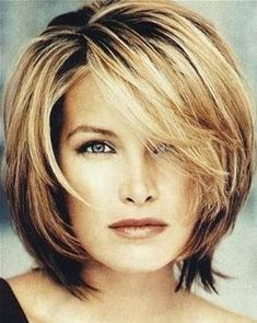 shoulder length Hair Styles For Women Over 40 - Bing Images by Mary Pierce