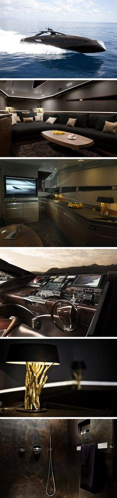 ♂ It's a man's world life style boat HEDONIST LUXURY YACHT BY ART OF KINETIK from http://hiconsumption.com/2012/12/hedonist-luxury-yacht-by-art-of-kinetik/