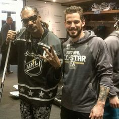 Tyler and Snoop Dogg <3 <3