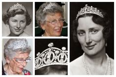 The Vasa Tiara. This diamond tiara, currently owned by Princess Astrid, takes its name from the symbol of the Vasa family, which makes up the center element of the tiara.  The tiara was given to Astrid's mother, Crown Princess Märtha, as a wedding present in 1929.