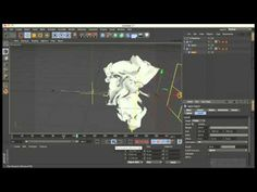 Cinema 4d Morphing Tutorial - YouTube