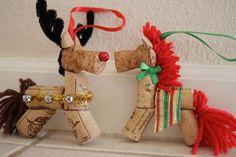 15+ DIY Christmas Ornament decorations & Inspirations