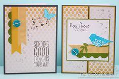 paper pumpkin starter kit 2 by cookiestamper - Cards and Paper Crafts at Splitcoaststampers