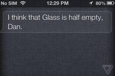 O que acontece quando vc diz 'Ok, Glass' para Siri, a assistente da Apple – veja http://www.bluebus.com.br/o-que-acontece-quando-vc-diz-ok-glass-para-siri-a-assistente-da-apple-veja/