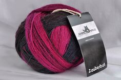 SCHOPPEL WOLLE ZAUBERBALL £8 each available at Brownberry Yarns! Colour: 2082 Charisma