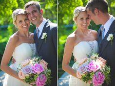 David + Makenzie  //  Wedding  //  Indianapolis Art Center  //  Broadripple, IN