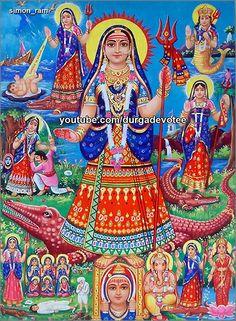 Maa Image, Maa Durga Image, Durga Images, Lord Krishna Images, Kali Goddess, Mother Goddess, Tanjore Painting, Krishna Painting, Maa Wallpaper