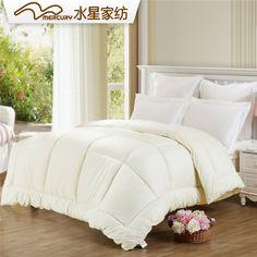 Mercury Home Textile Queen Size 200*230cm Warm Spring & Fall Comforter