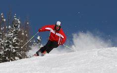 Christlum-Alm, Skigebiet, Achenkirch, Rofan, Rofanseilbahn, Karwendel, Achensee, Tiefschee, Powdern