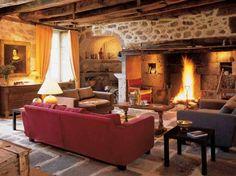 Déco intérieure : une maison mêlant confort et tradition I JUST LOVE THIS