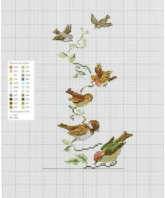 Thrilling Designing Your Own Cross Stitch Embroidery Patterns Ideas. Exhilarating Designing Your Own Cross Stitch Embroidery Patterns Ideas. Just Cross Stitch, Cross Stitch Animals, Cross Stitch Flowers, Cross Stitch Charts, Cross Stitch Designs, Cross Stitch Patterns, Cross Stitching, Cross Stitch Embroidery, Hand Embroidery