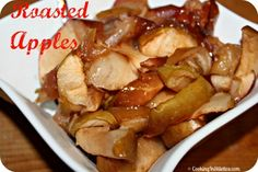 Next time you are looking for something outside of the typical roasted potatoes, why not give these apples a whirl. Description from cookinginstilettos.com. I searched for this on bing.com/images