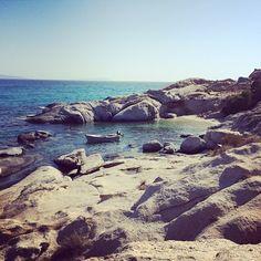 #MikriVigla #Beach #Naxos #Cyclades  Photo credits: @livenowordieforever