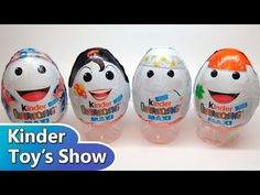 Киндер МАКСИ - Малыши Луни Тюнз, шоколадные яйца (Kinder MAXI EI, Baby Looney Tunes) - 17.10.2014