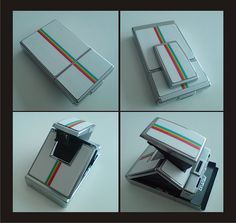 Polaroid SX-70 rainbow | camera skins - this is mine designed SX-70 skin:) what do you think about it? www.skinslove.com