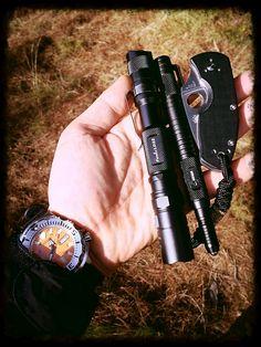 - Seiko Monster - Fenix LD 22 - Boker plus tactical pen - Spyderco ambitious Read More →