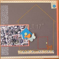 number 17 By sodulce Diy Scrapbook, Scrapbooking, Studio Calico, Mini Albums, Paper Crafts, Layout, Pets, Birthday, Holiday