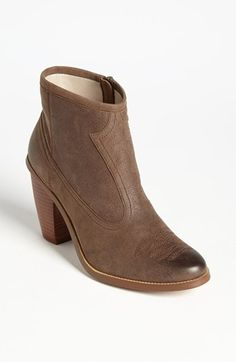 Well, dang it - I missed these.  Back to #NSale tomorrow.  Hinge® 'Addison' Bootie | Nordstrom