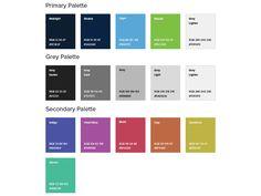GW Color Palette