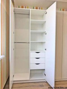Small Room Design Bedroom, Bedroom Cupboard Designs, Bedroom Closet Design, Bedroom Furniture Design, Bedroom Built In Wardrobe, Wardrobe Room, Closet Renovation, Closet Layout, Dressing Room Design