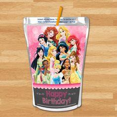Disney Princess Birthday Cakes, Princess Birthday Party Decorations, Princess Party Favors, Disney Birthday, 4th Birthday, Birthday Crowns, Princess Themed Birthday Party, Princess Party Activities, Birthday Ideas