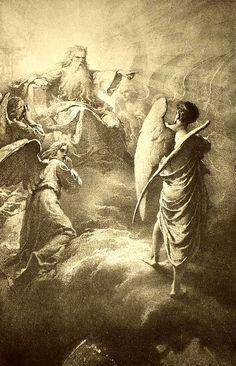 pinturas de arcanjos e demonios - Pesquisa Google