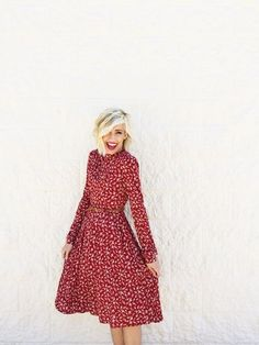 Fall Floral Dress-LOVE!!!! Continue reading...