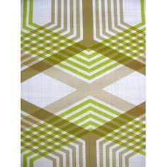 1970s geometric wallpaper