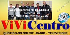 """Castellammare di Stabia presenta """"La magia del Natale 2016"""" VIDEO"""