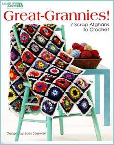 CROCHET - Leisure Arts - Lucy Sajewski - Great-Grannies! - Maria M Castells - Álbuns da web do Picasa
