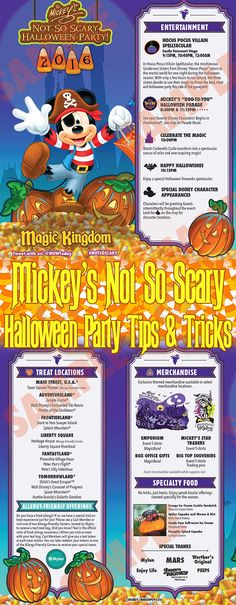 Walt Disney World's Halloween Parties are now underway! Here's what you should know about the event this year...